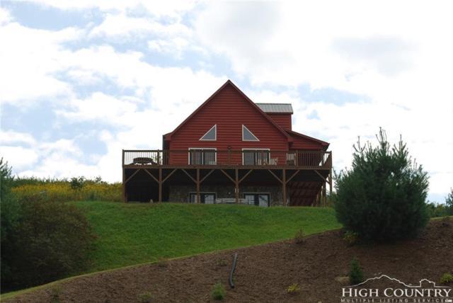 253 Green Meadows, Todd, NC 28684 (MLS #208886) :: Keller Williams Realty - Exurbia Real Estate Group