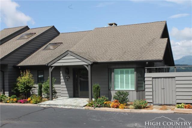 909 Wonderland Trail A4, Blowing Rock, NC 28605 (MLS #208922) :: Keller Williams Realty - Exurbia Real Estate Group