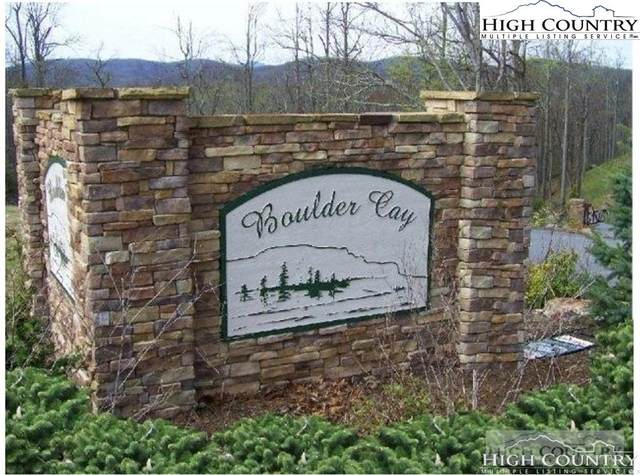 Lot  10 Sunset Ridge Drive, Boone, NC 28607 (MLS #209029) :: Keller Williams Realty - Exurbia Real Estate Group