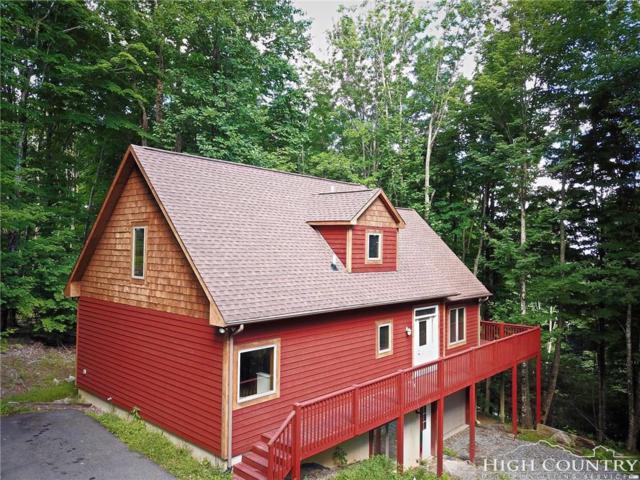 402 Pinnacle Ridge, Beech Mountain, NC 28604 (MLS #209055) :: Keller Williams Realty - Exurbia Real Estate Group