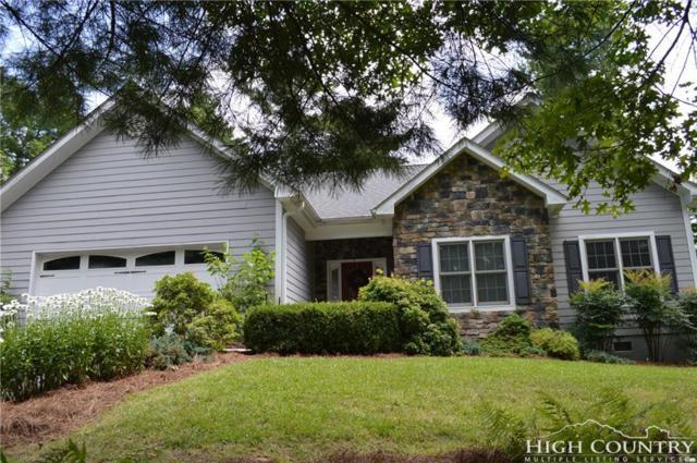 238 Olde Beau Boulevard, Roaring Gap, NC 28668 (MLS #209323) :: Keller Williams Realty - Exurbia Real Estate Group