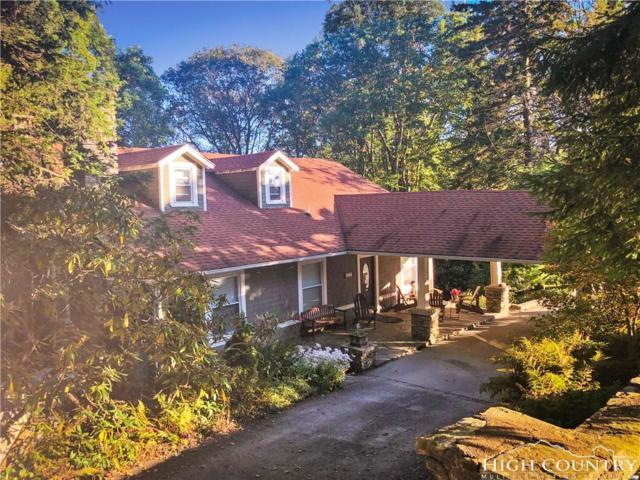 972 Wonderland Trail, Blowing Rock, NC 28605 (MLS #210254) :: Keller Williams Realty - Exurbia Real Estate Group