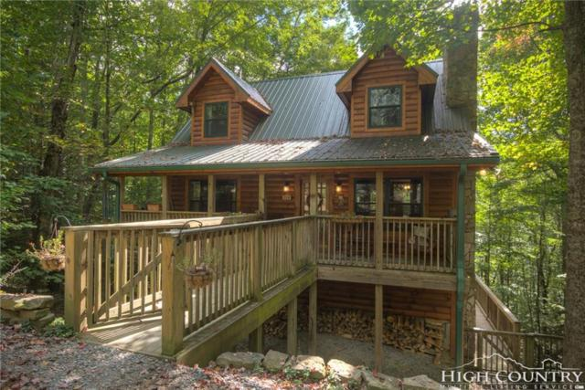 719 Carefree Cove Roads, Zionville, NC 28698 (MLS #210340) :: RE/MAX Impact Realty