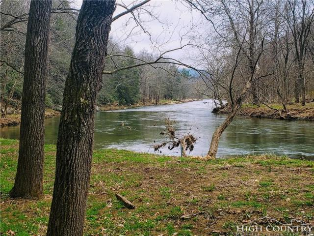 Lot 22 Woods On The New River Road, Lansing, NC 28643 (MLS #210473) :: RE/MAX Impact Realty