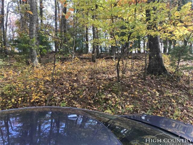 Lot 77 Mountain Ridge Run, Fleetwood, NC 28626 (MLS #211455) :: RE/MAX Impact Realty