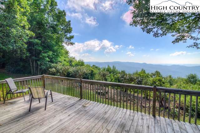 243 Misty Ridge Lane, Blowing Rock, NC 28605 (MLS #212936) :: RE/MAX Impact Realty