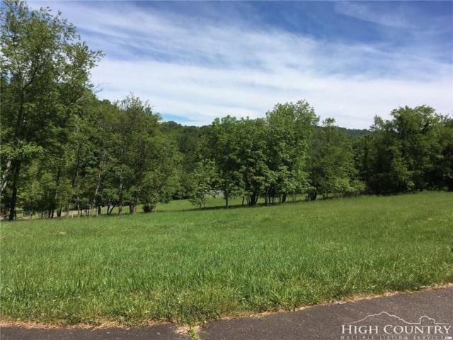 Lot 45 Stoney Brook Drive, Lansing, NC 28643 (MLS #213549) :: RE/MAX Impact Realty