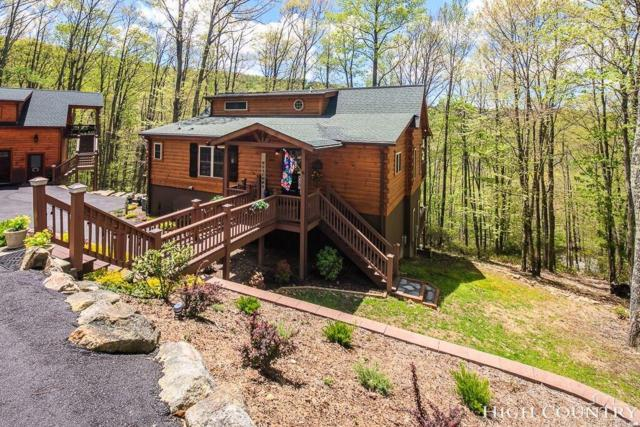 221 Poplar Drive, Beech Mountain, NC 28604 (MLS #213993) :: RE/MAX Impact Realty