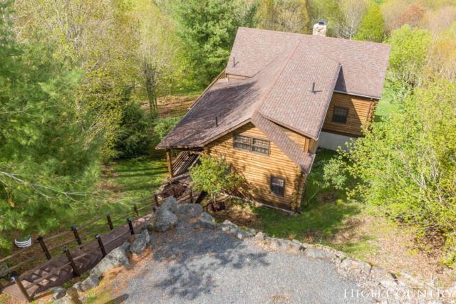 140 E Blueberry Lane, Beech Mountain, NC 28604 (MLS #214165) :: RE/MAX Impact Realty