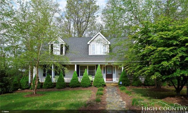 423 Autumn Run Road, West Jefferson, NC 28694 (MLS #214251) :: RE/MAX Impact Realty