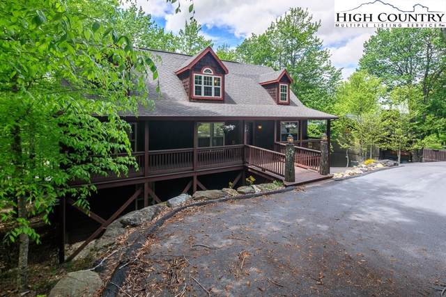 115 Saint Andrews Road, Beech Mountain, NC 28604 (MLS #214495) :: RE/MAX Impact Realty