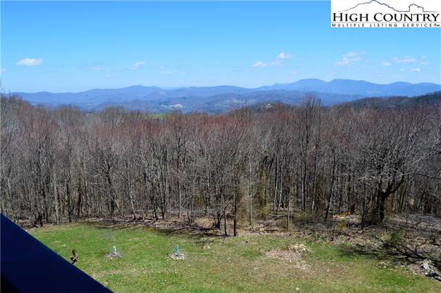 448 St Andrews Road, Beech Mountain, NC 28604 (MLS #214929) :: RE/MAX Impact Realty