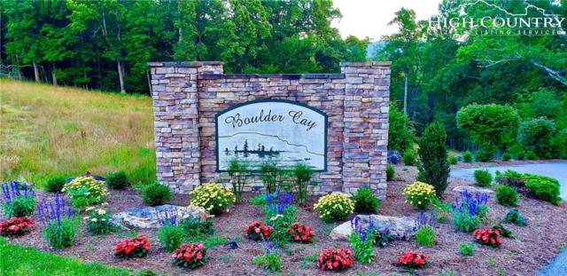 Lot  15 Sunset Ridge Drive, Boone, NC 28607 (MLS #216529) :: RE/MAX Impact Realty