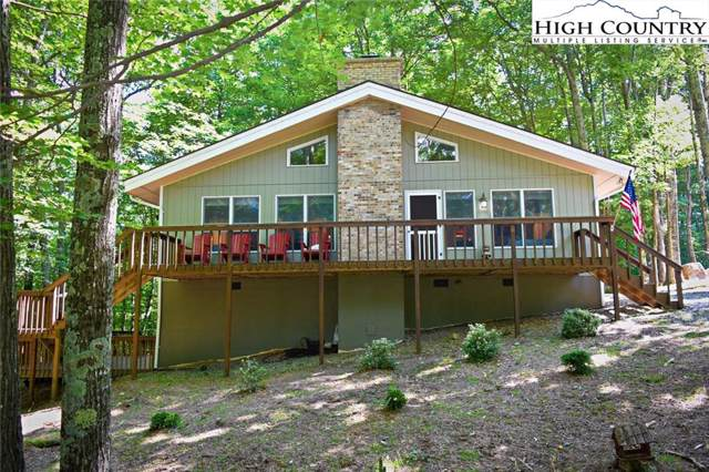 142 Clubhouse Road, Beech Mountain, NC 28604 (MLS #217161) :: RE/MAX Impact Realty