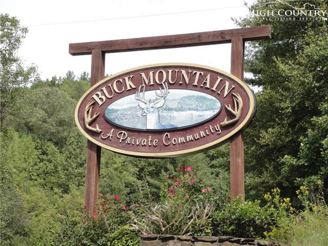 Lot 126 Buck Mountain Road, Purlear, NC 28665 (MLS #217385) :: RE/MAX Impact Realty