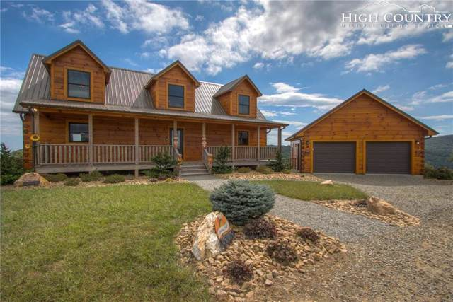 126 Majestic View Circle, Sparta, NC 28675 (MLS #218095) :: RE/MAX Impact Realty