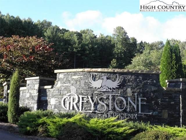 Lot 12 Olde Stone Ridge, Crumpler, NC 28617 (#218136) :: Mossy Oak Properties Land and Luxury
