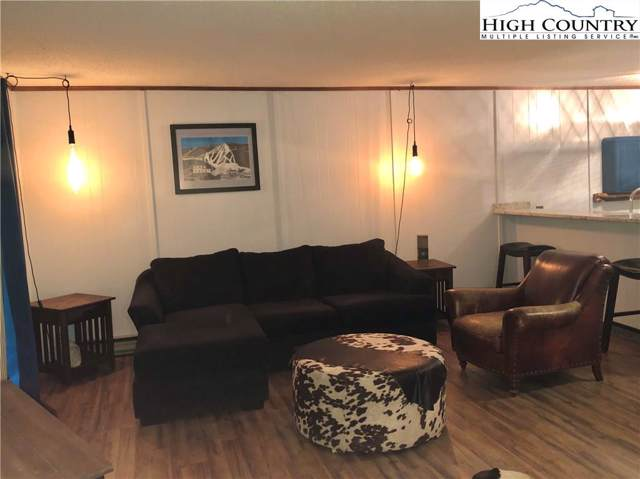 100 Lower Holiday Lane C-107, Beech Mountain, NC 28604 (MLS #218451) :: RE/MAX Impact Realty