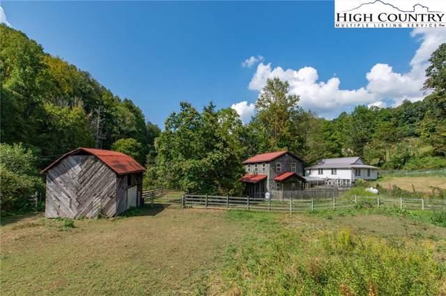 404 Curtis Creek Road, Elk Park, NC 28622 (MLS #219165) :: RE/MAX Impact Realty