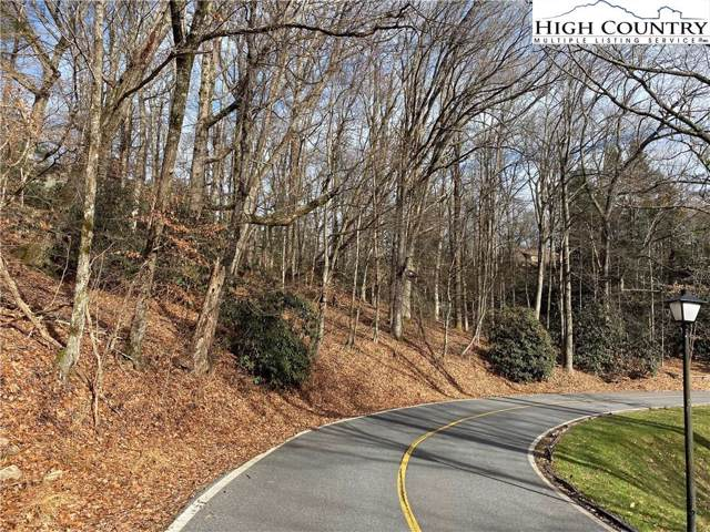 TBD Wonderland Trail, Blowing Rock, NC 28605 (MLS #219228) :: RE/MAX Impact Realty