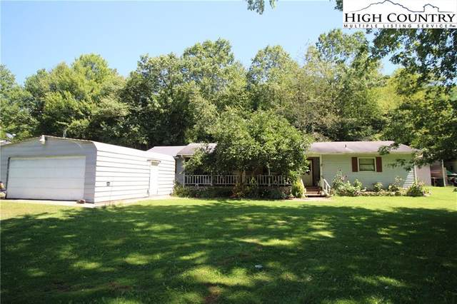 102 Monticello Lane, West Jefferson, NC 28694 (MLS #220252) :: RE/MAX Impact Realty