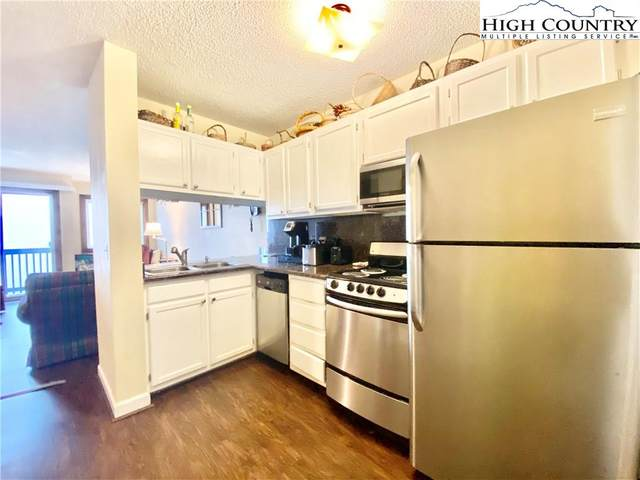 301 Pinnacle Inn Road #1311, Beech Mountain, NC 28604 (MLS #220313) :: RE/MAX Impact Realty