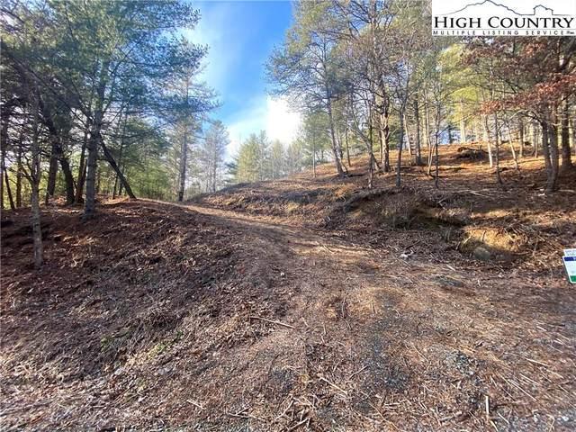 Lot #10 River Mountain Drive, Piney Creek, NC 28663 (#224265) :: Mossy Oak Properties Land and Luxury