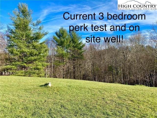 TBD Lot 5 Deer Meadows Lane, Boone, NC 28607 (#227170) :: Mossy Oak Properties Land and Luxury