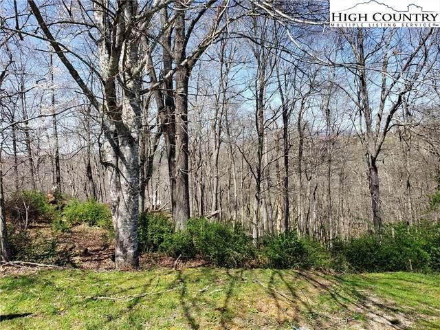 Lot 11 East Ridge Road, Piney Creek, NC 28663 (#228156) :: Mossy Oak Properties Land and Luxury