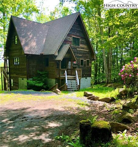 104 Rainbows End Road, Beech Mountain, NC 28604 (#228325) :: Mossy Oak Properties Land and Luxury