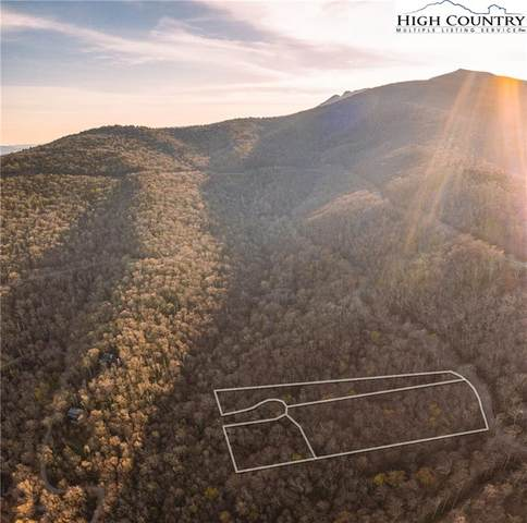 TRACT1, TRACT 2, TRA Black Bear (3 Lots) Trail, Blowing Rock, NC 28605 (#229454) :: Mossy Oak Properties Land and Luxury