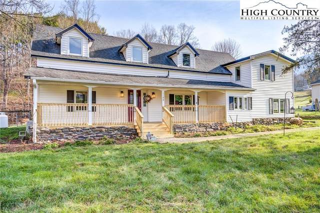 1199 Odes Wilson Road, Zionville, NC 28698 (MLS #229618) :: RE/MAX Impact Realty