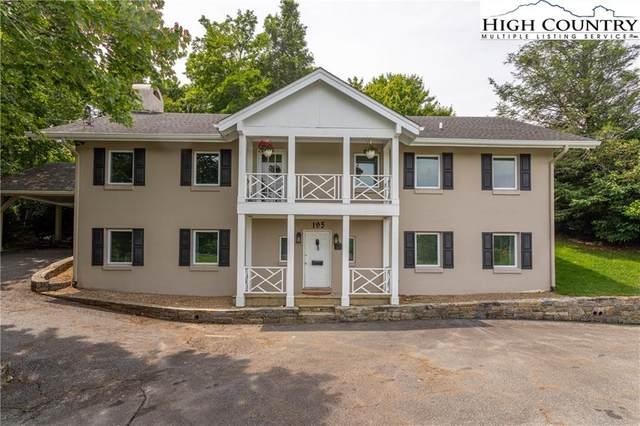 195 Fairway Lane, Blowing Rock, NC 28605 (#230022) :: Mossy Oak Properties Land and Luxury