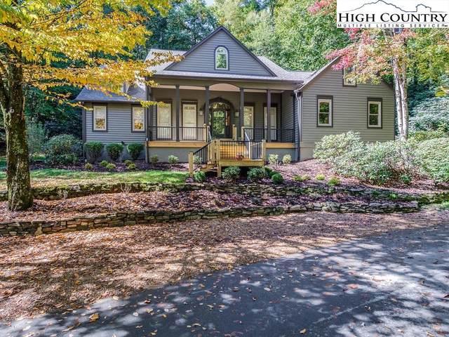 324 New River Lake Drive, Blowing Rock, NC 28605 (#231876) :: Mossy Oak Properties Land and Luxury