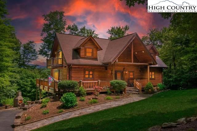 415 Highland Circle, Sugar Mountain, NC 28604 (MLS #232072) :: RE/MAX Impact Realty