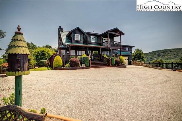 112 Nature Walk Way, Piney Creek, NC 28663 (#232326) :: Mossy Oak Properties Land and Luxury