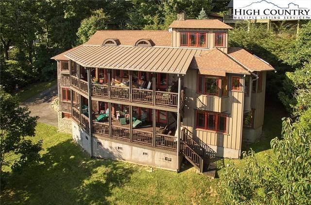 157 Dogwood Lane, Blowing Rock, NC 28605 (#233129) :: Mossy Oak Properties Land and Luxury