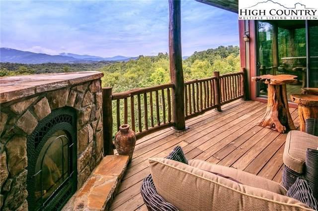 117 Springhouse Drive B3, Elk Park, NC 28622 (#233266) :: Mossy Oak Properties Land and Luxury