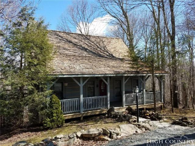 207 Lake Road, Beech Mountain, NC 28604 (MLS #39205630) :: Keller Williams Realty - Exurbia Real Estate Group
