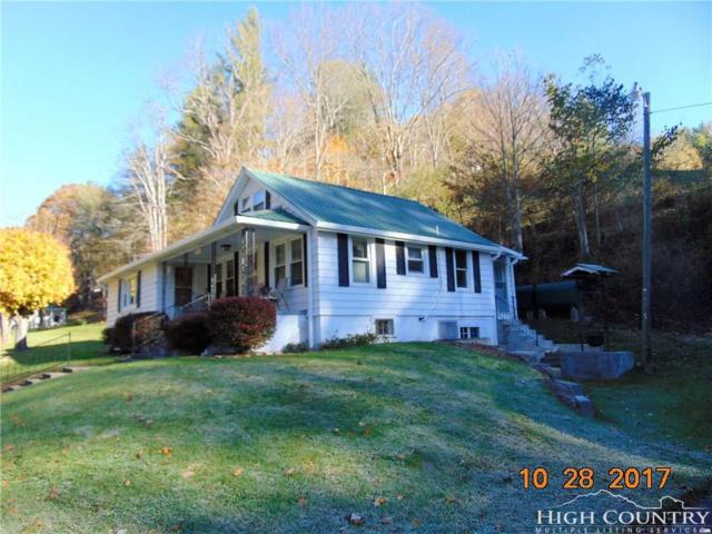 886 Georges Gap Road, Vilas, NC 28692 (MLS #204262) :: Keller Williams Realty - Exurbia Real Estate Group