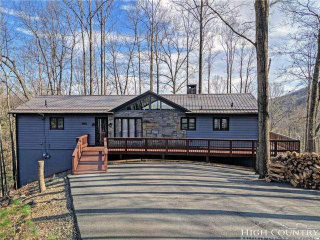 208 Wishbone Drive, Deep Gap, NC 28618 (MLS #205800) :: Keller Williams Realty - Exurbia Real Estate Group