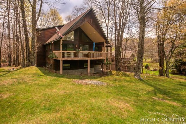 415 St Andrews Road, Beech Mountain, NC 28604 (MLS #206937) :: Keller Williams Realty - Exurbia Real Estate Group