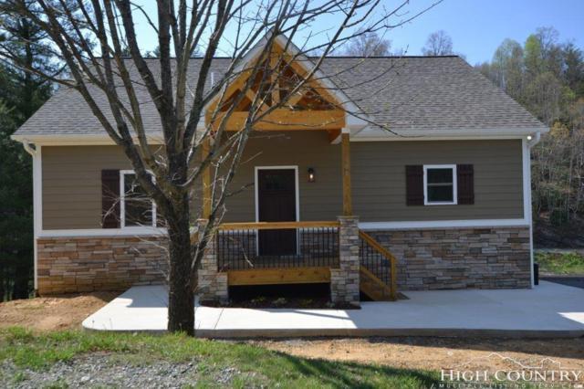 500 Green Meadows Drive, Todd, NC 28684 (MLS #207281) :: Keller Williams Realty - Exurbia Real Estate Group