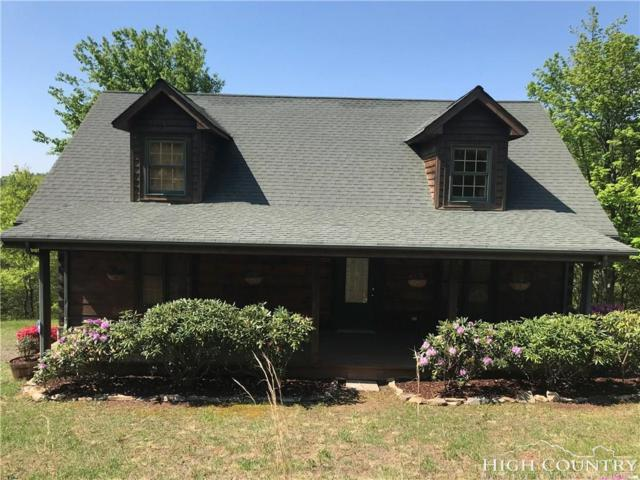 261 High Knolls Lane, Deep Gap, NC 28618 (MLS #207304) :: Keller Williams Realty - Exurbia Real Estate Group