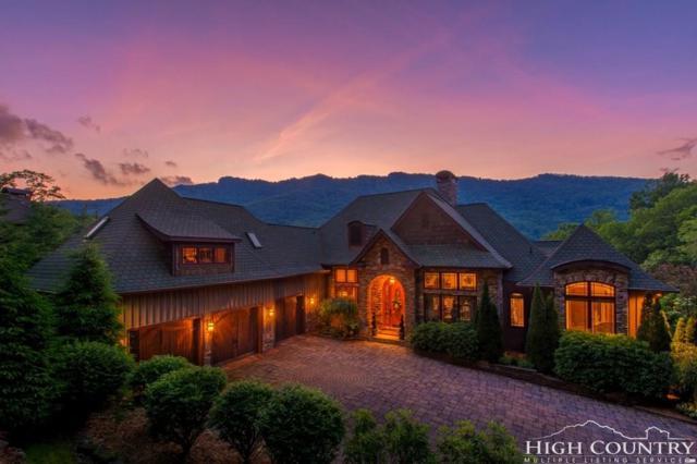 407 The Glens Boulevard, Banner Elk, NC 28604 (MLS #207662) :: Keller Williams Realty - Exurbia Real Estate Group