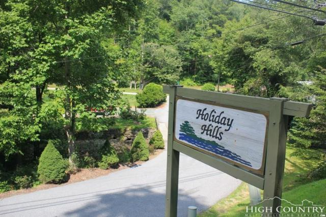 TBD Holiday Hills Road, Boone, NC 28607 (MLS #209128) :: Keller Williams Realty - Exurbia Real Estate Group