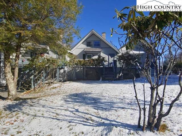 105 N Pinnacle Ridge Road #4, Beech Mountain, NC 28604 (MLS #215685) :: RE/MAX Impact Realty