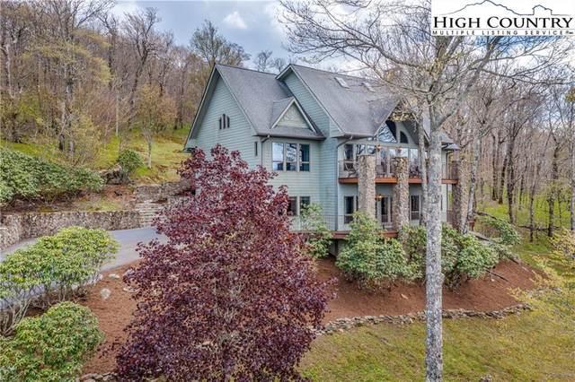 1040 Charter Hills Road, Beech Mountain, NC 28604 (#230528) :: Mossy Oak Properties Land and Luxury