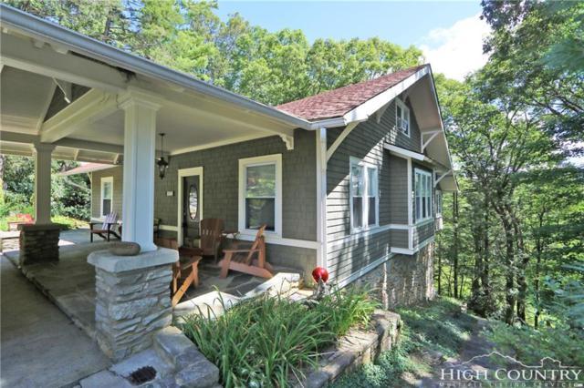 972 Wonderland Trail, Blowing Rock, NC 28605 (MLS #39203341) :: Keller Williams Realty - Exurbia Real Estate Group
