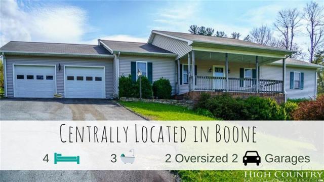 169 Violet Lane Lane, Boone, NC 28607 (MLS #205202) :: Keller Williams Realty - Exurbia Real Estate Group